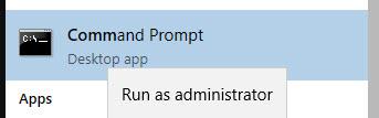 Command Promp