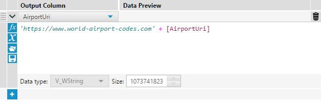 Formula Tool UI