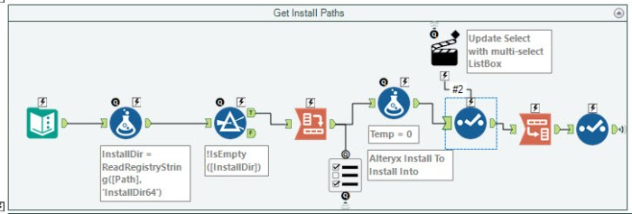 Getting Install Paths