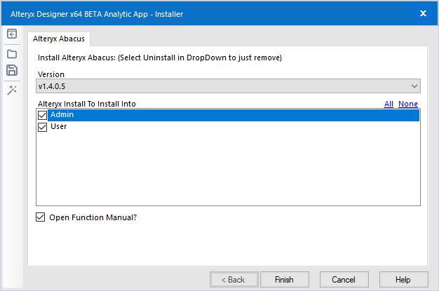 Analytic App Install